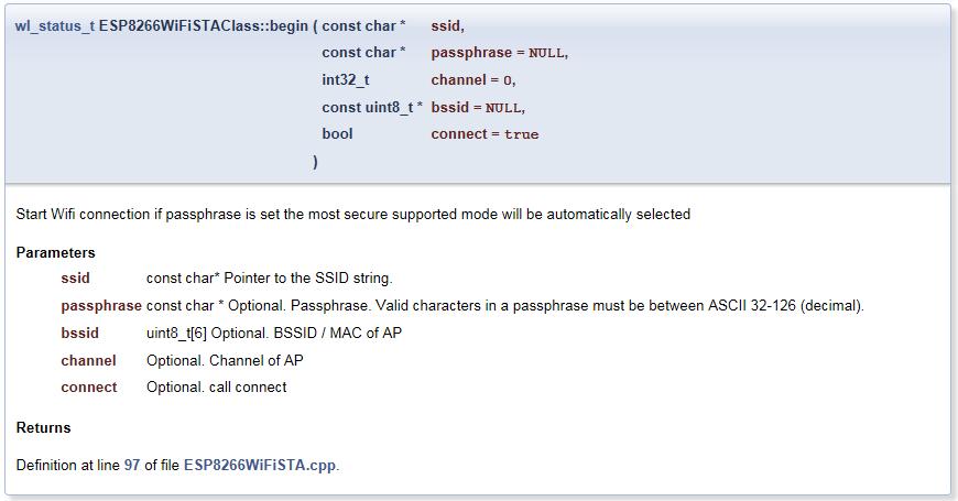 ESP8266WiFi library — ESP8266 Arduino Core documentation
